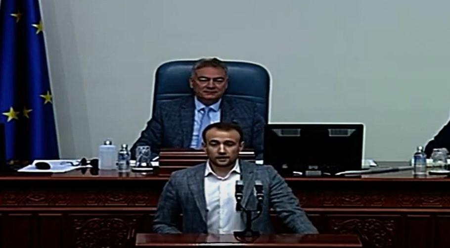 Стојаноски: Ребалансот на Буџетот не е за граѓаните, туку за власта да продолжи да краде и да прави предизборен покуп