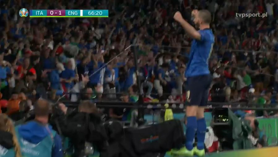 Бонучи и донесе израмнување на Италија во финалето на ЕУРО2020