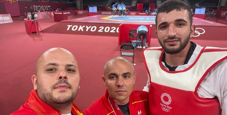 Костовски: Олимпиското сребро на Георгиевски е историски успех