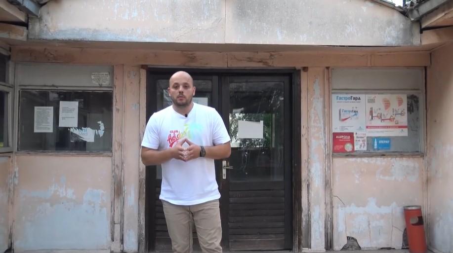 Костовски: Амбулантата во Бутел ќе се руши, алтернативата е уште полоша варијанта