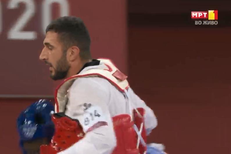ВО 9:45 ЧАСОТ: Следете ја борбата на Дејан Георгиевски за олимписки медал