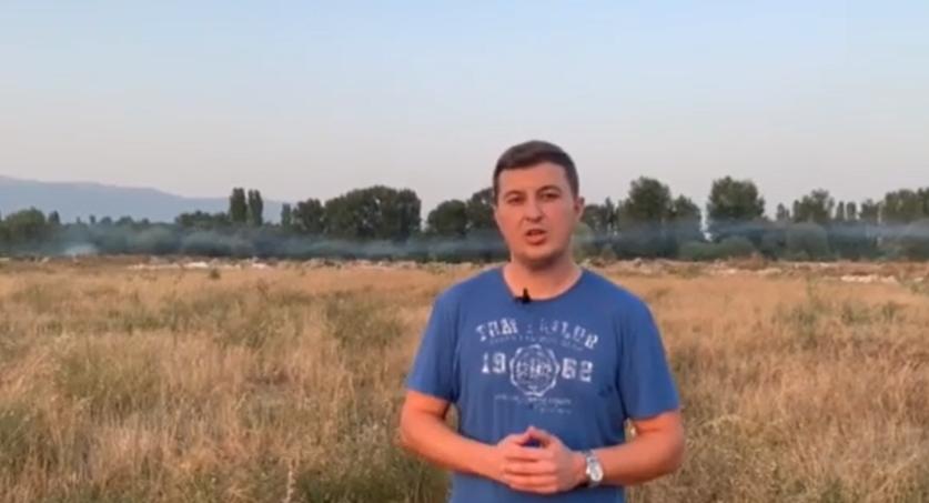 """""""Гори депонијата во Ново Село, 4 години апелираме да се реши проблемот, а власта не прави ништо- ние ќе понудиме решение и ќе го уредиме просторот"""""""