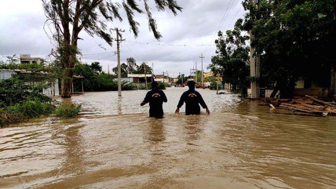 Монсунски дождови во Индија, најмалку 125 загинати