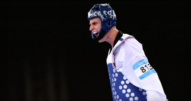 Противникот на Георгиевски пред три години победи во финале – со дислоциран прст!