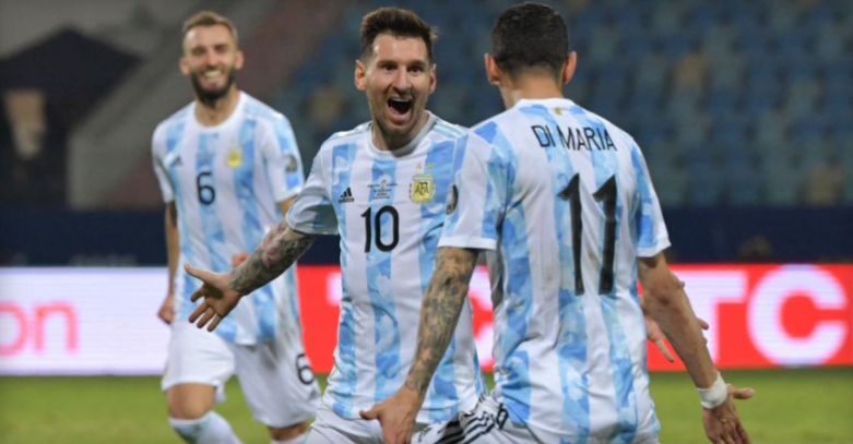 ВИДЕО: Аргентина го елиминира Еквадор, сензационалниот Меси со гол и две асистенции