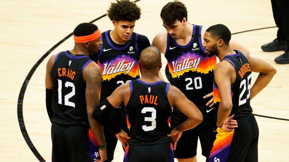 Феникс по 28 години избори финале во НБА-лигата