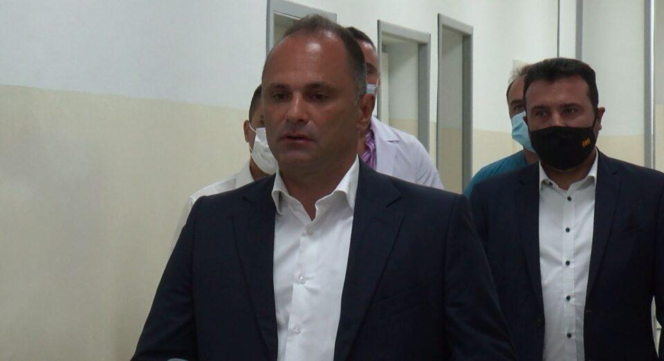 Филипче смета дека влошена е епидемиолошката состојба поради странците: Есенва можни рестрикции само за овие граѓани