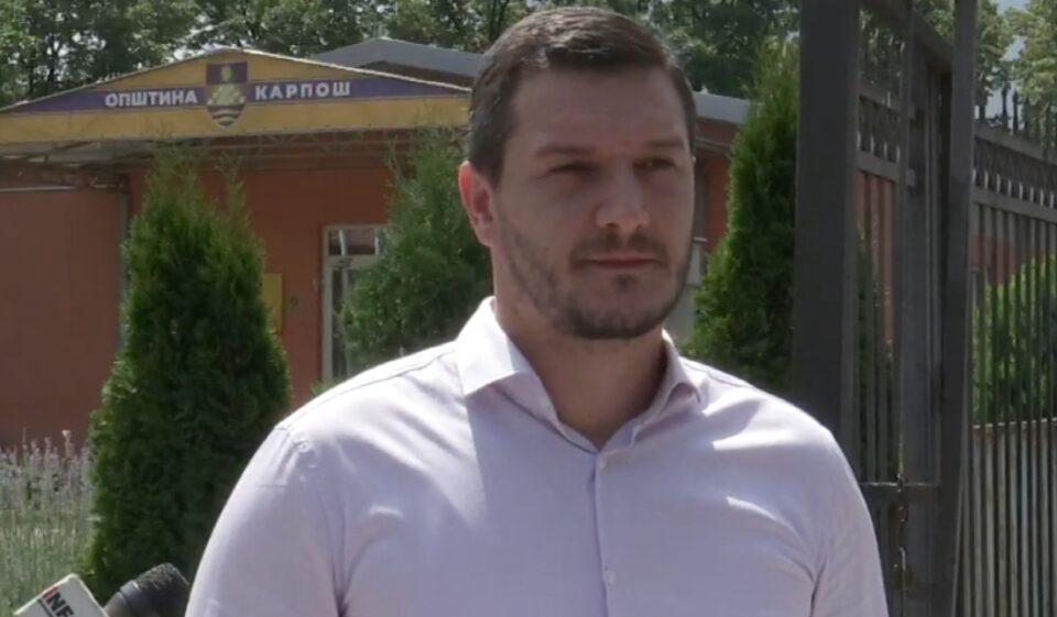 ГРОМ: Сторителот на обидот за убиство е вработен другар на градоначалникот Богоев кој во моментов се одмара во Африка