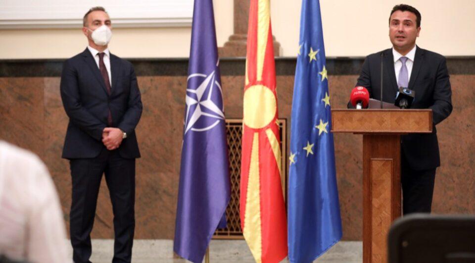 Груби: Во Владата и Собранието секој ден се зборува албанскиот јазик, најмалку изгубија Македонците