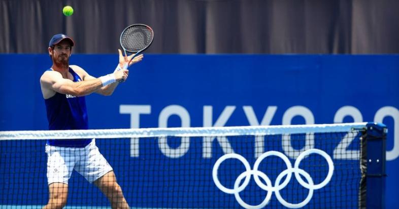 Мареј не се плаши од Ѓоковиќ: Мојата цел е ново олимписко злато