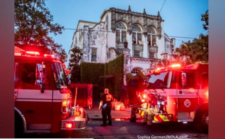 ФОТО: Се запали имотот на Џеј Зи и Бијонсе во Њу Орлеанс