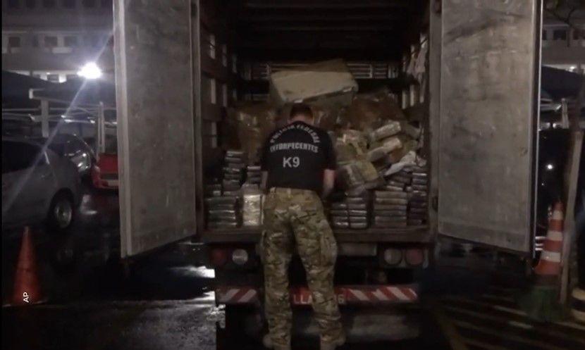 Најголемата заплена на кокаин во историјата на Парагвај – 3,4 тони: Рекордна количина секоја година