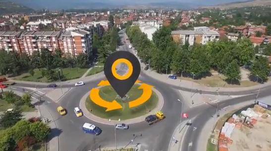 Трајановски: Во двата мандати ги решив најцрните сообраќајни точки преку изградба на 8 кружни текови во Скопје- се зголеми безбедноста, се намалија гужвата и штетните гасови