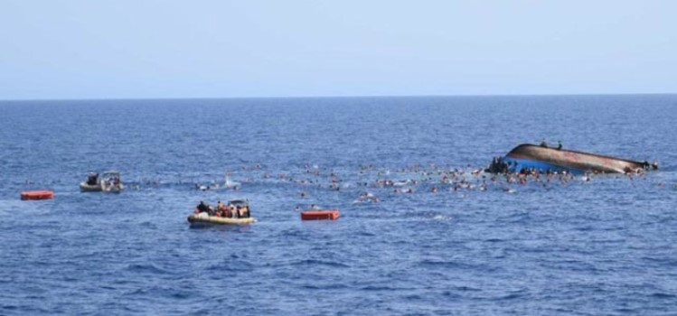 Трагедија: Најмалку 57 лица се удавија во Средоземно море