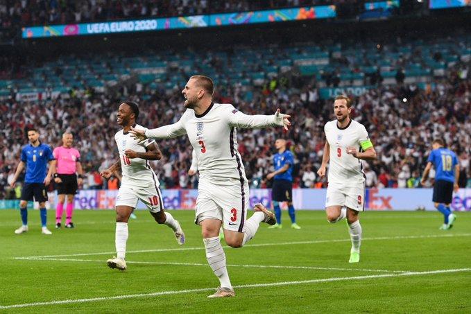 Шок за Италијанците – уште во првите две минути од финалето Англија е во водство (ВИДЕО)