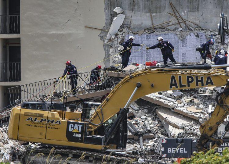 Од срушената зграда во Мајами пронајдена и последната жртва – вкупно 98 загинати лица