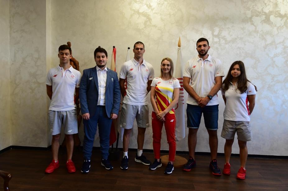 ОВА Е ЦЕЛИОТ РАСПОРЕД: Еве кога настапуваат македонските натпреварувачи на Игрите во Токио