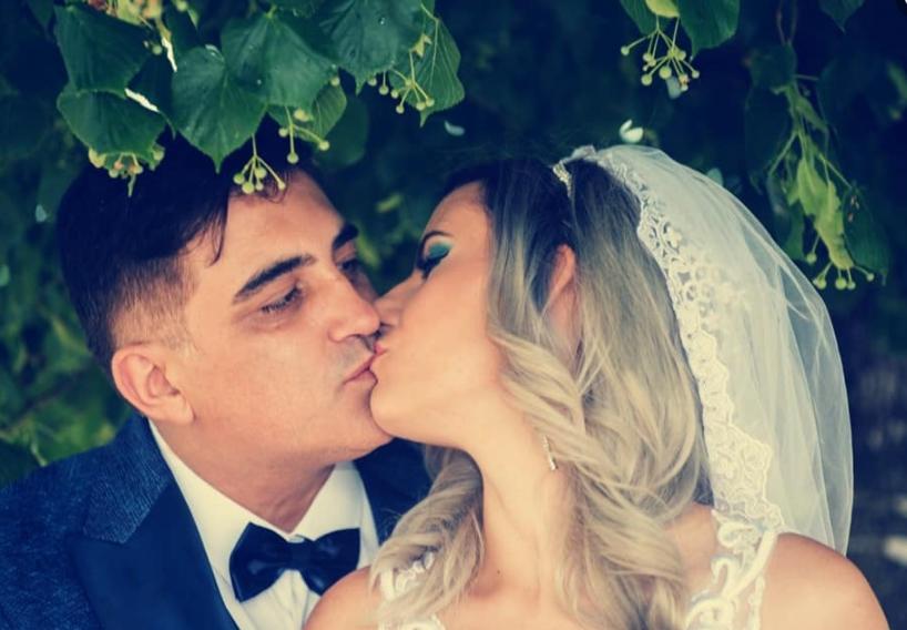 ФОТО: Маријан Стојаноски пред Бога и се заколна на вечна љубов на Наташа, парот објави и втора среќна вест