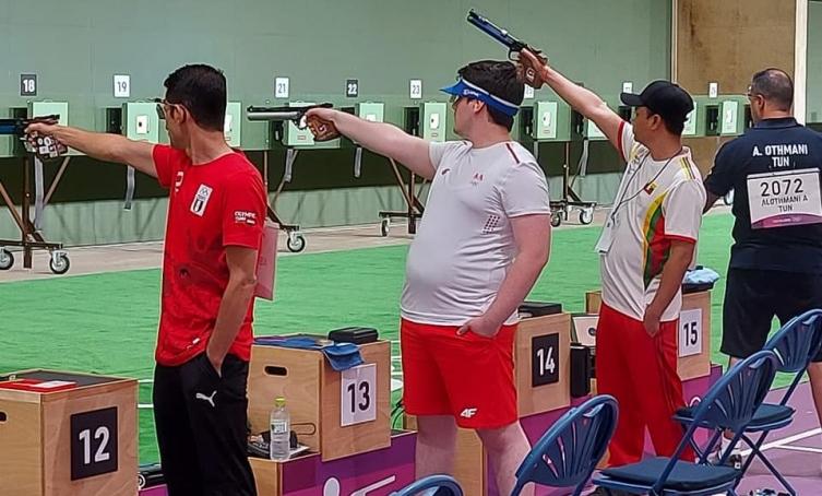 Почна настапот на македонските олимпијци, Бранковски го освои 21. место во стрелба со воздушен пиштол