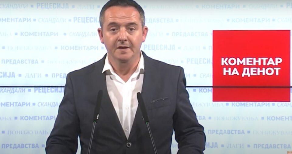 Николов: Собранието да ја исправи неправдата кон граѓаните поради неспособноста на власта и да ги рефундира средствата за вакцинација во странство