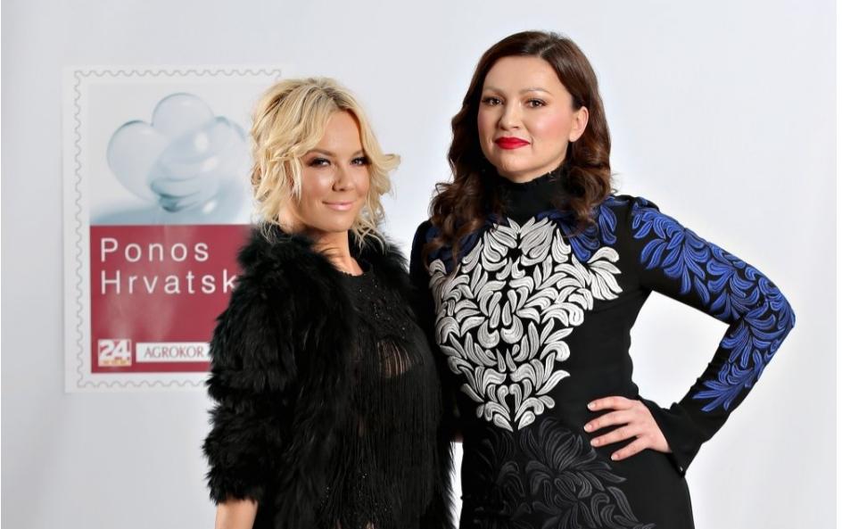 Двете пејачки се големи ѕвезди, но и добри пријателки: Нина во раце го држи најголемото богатство на Маја (ФОТО)