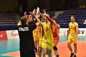 Македонските одбојкари со пораз од Црна Гора се оддалечија од медал на јуниорската Балканијада