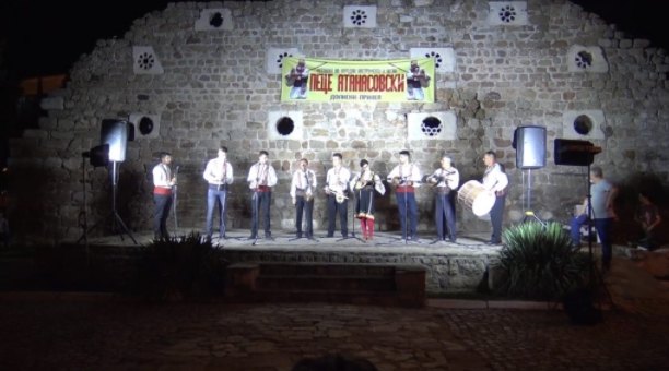 """Почнува Фестивалот на народни инструменти и песни """"Пеце Атанасовски"""""""