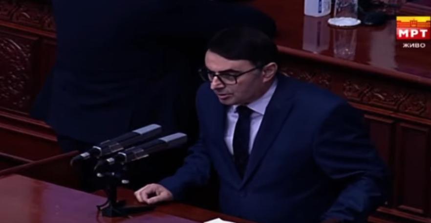 Пенков до Спасовски: Има поплаки дека не се издаваат лични карти со образложение дека опозицијата ги блокира измените во законот, зошто МВР не постапува по важечкиот закон?