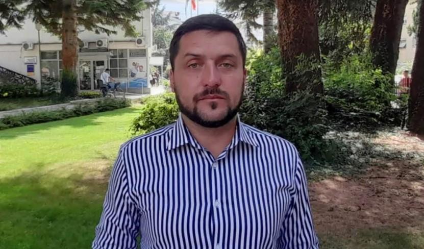 Божиновски: Георгиески сака да изврши предизборен поткуп со предложениот ребаланс на буџетот