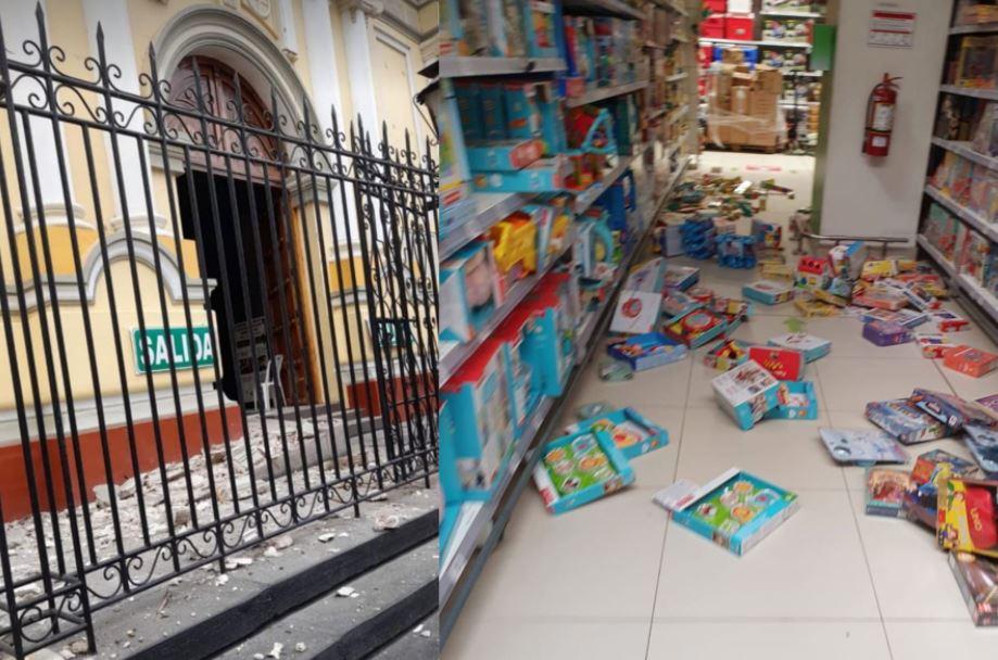 Најмалку 40 повредени во силниот земјотрес во Перу