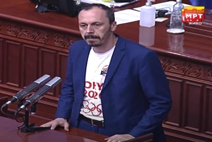 Петрушевски: Левица е лажна опозиција која има задача од Заев да внесува раздор во опозицијата