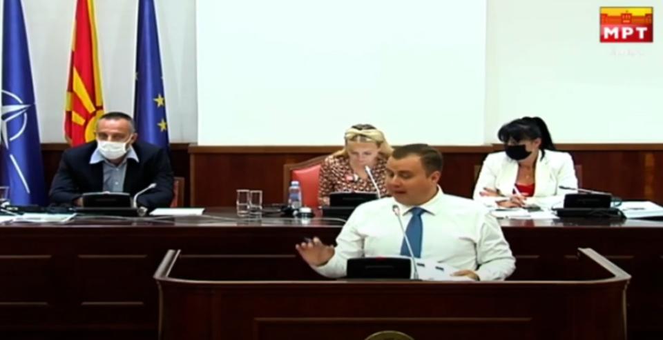 Пренџов: Стапката на невработеност во Македонија е најголема во регионов