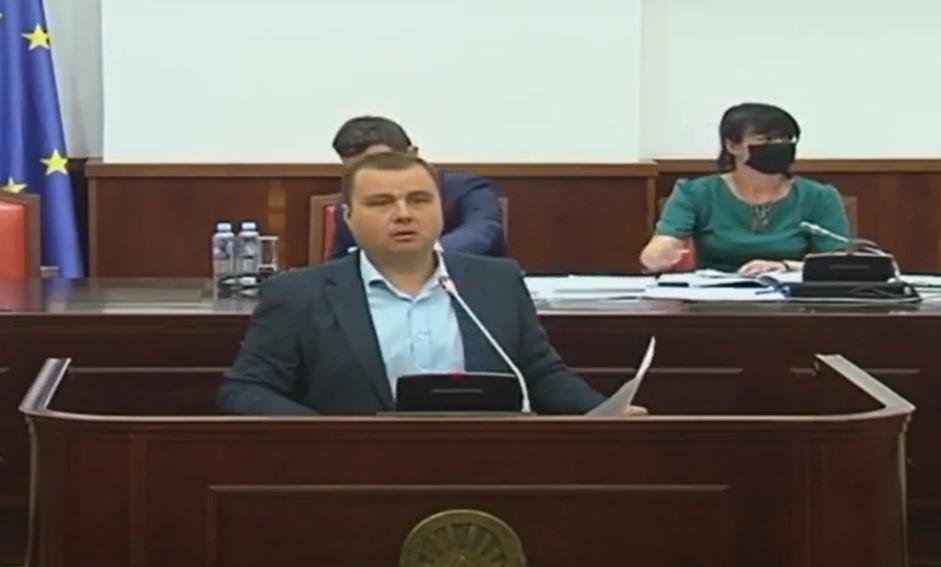 Пренџов: Власта не се откажува од насилното донесување на Законот за Академија на судии и јавни обвинители, иако грубо го прекршува Деловникот