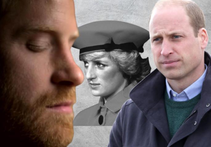 ПРИНЦОВИТЕ СЕ СОСТАНАА: Еве како помина средбата на Вилијам и Хари – експертите забележале промена во односот
