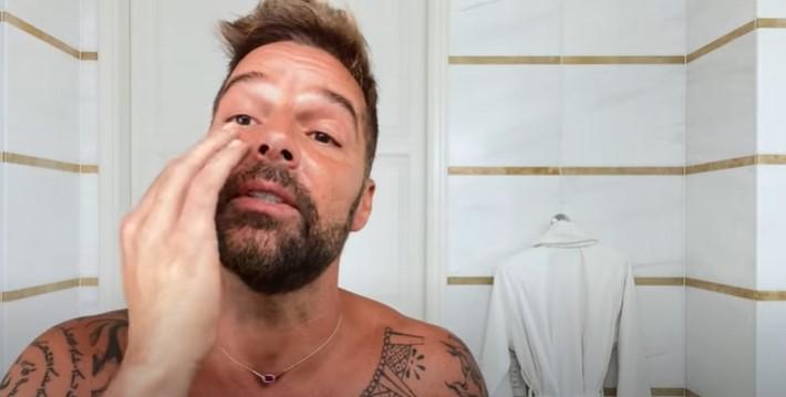 Рики Мартин ја откри тајната за убавиот изглед (ВИДЕО)