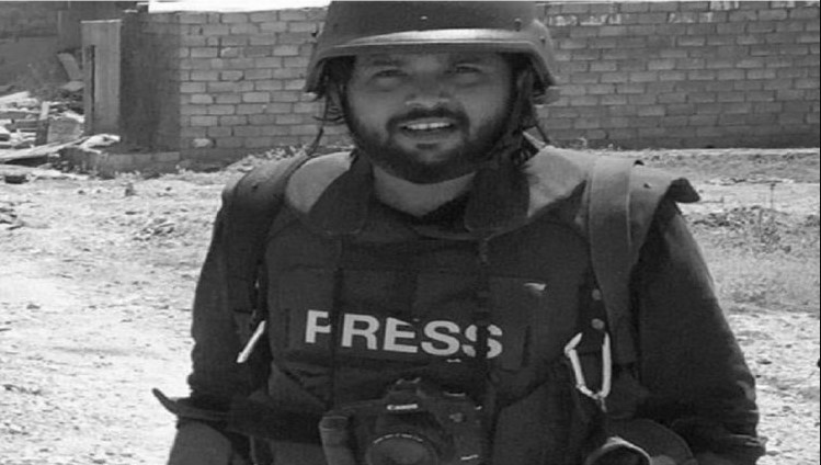 Убиен новинар на Ројтерс додека известувал, бил добитник на Пулицерова награда
