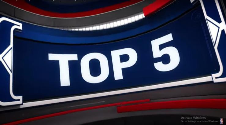 НБА Топ 5: Монструозни потези на Јанис (ВИДЕО)