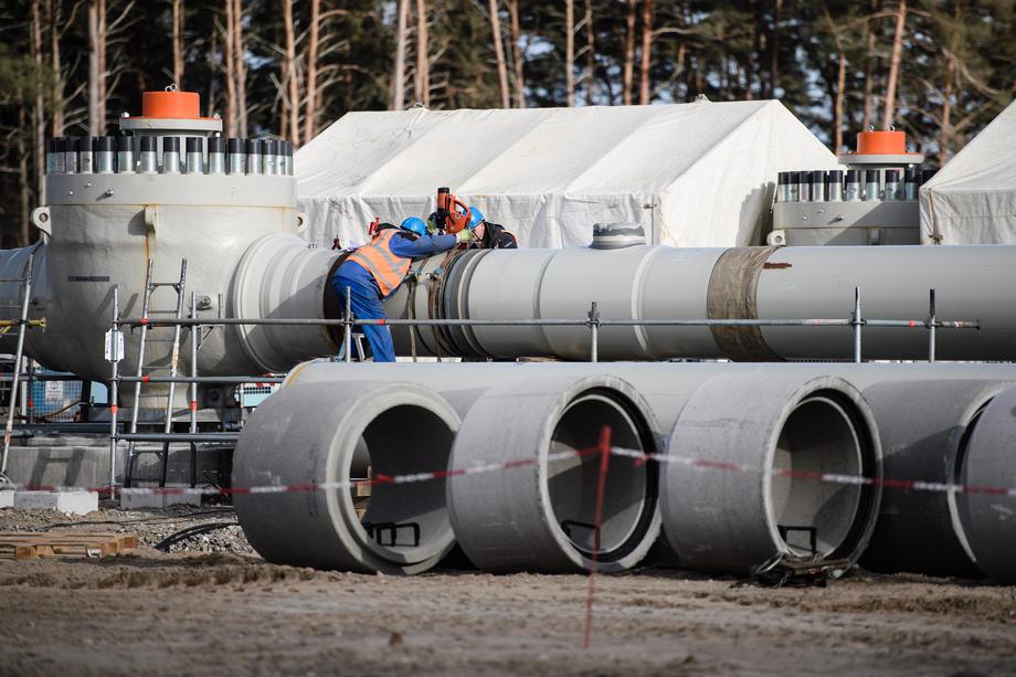 """САД и Германија постигнаа начелен договор за гасоводот """"Северен тек 2"""""""