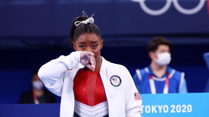 Најдобрата гимнастичарка во светот се повлече од уште две финални дисциплини