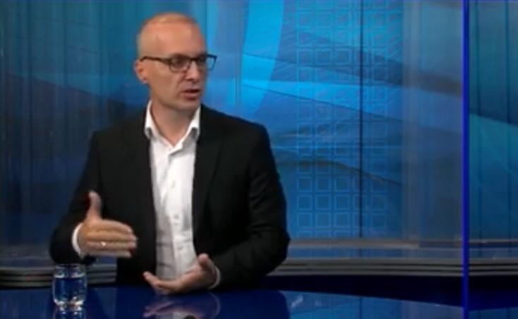 Милошоски: СДСМ е неспособна да реализира капитални проекти, па се занимава со реваншизам