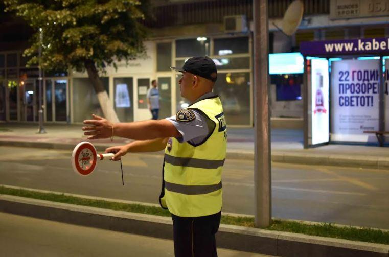МВР: 537 возачи санкционирани за пребрзо возење, 99 пијани