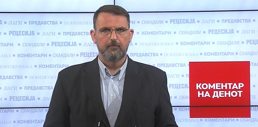 Коментар на денот – Стоилковски: Шилегов да не остава проблеми на идниот градоначалник, БРТ е неефикасен за Скопје и може да го загрози водоснабдувањето