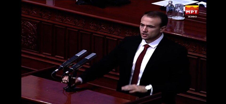 Стојаноски: Парите на граѓаните ќе завршат кај криминалците од власта, а за народот ќе останат само долговите, повисоките сметки и сиромаштијата