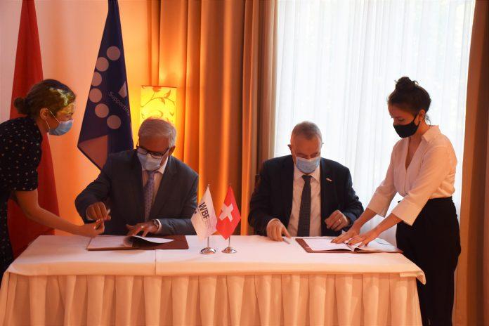Швајцарија со нова финансиска поддршка за зајакнување на соработката на земјите од Западен Балкан