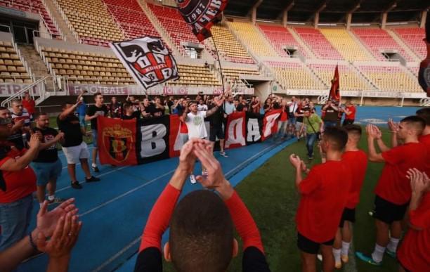 """Вардар со поддршка на """"Комити"""" ги почна подготовките за враќање во Првата лига"""
