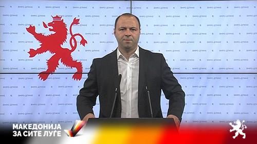 Мисајловски: Извештајот на Стејт Депарментот ги нотира криминогеноста, криминалот и корупцијата на власта предизвикани од Заев, ВМРО-ДПМНЕ ќе го врати владеењето на правото