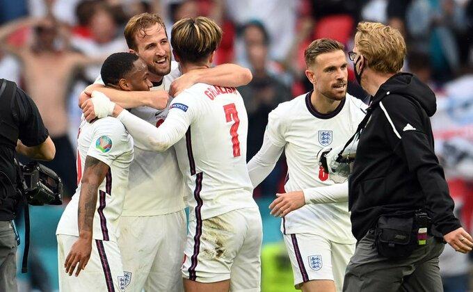 Фантастичен гест на Англија во пресрет на мечот со Данска