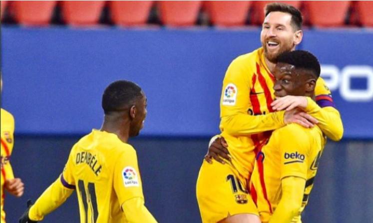 Челси и Манчестер Сити во битка за големиот талент на Барселона