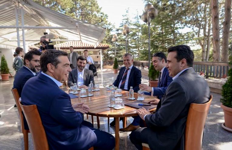 Заев: Спорот меѓу Грција и тогашна Република Македонија беше преседан во политичката историја