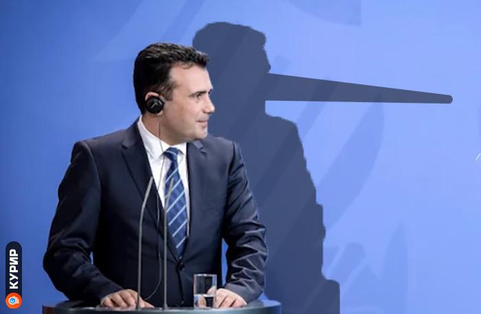 """""""Заев е прототип за Пинокио"""", ВМРО-ДПМНЕ обвинува дека премиерот лаже и во Македонија и во странство"""